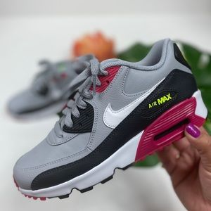 Nike Air Max 90 LTR (GS) 4.5 Youth 6.5 Womans
